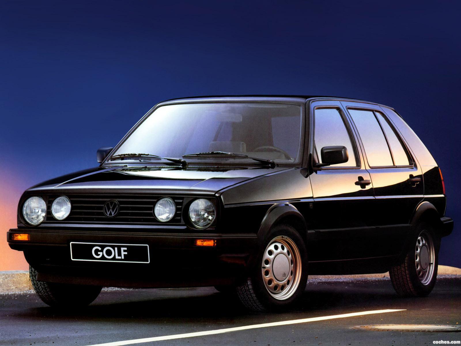 Foto 0 de Volkswagen Golf II GTD 1985