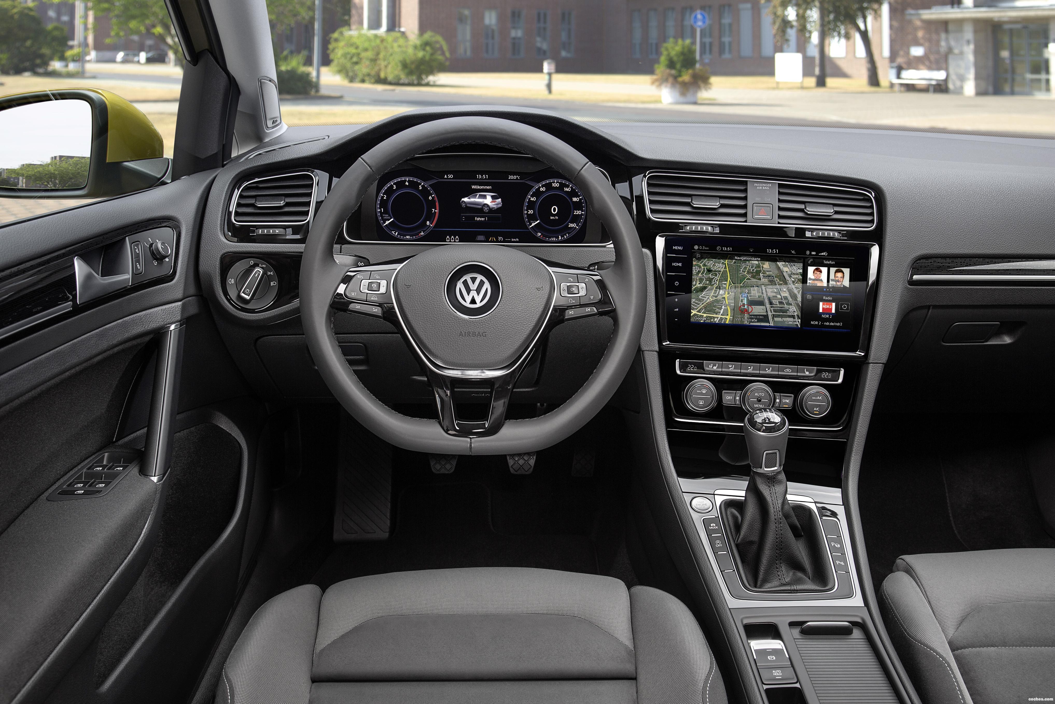 Foto 6 de Volkswagen Golf R-Line 2017