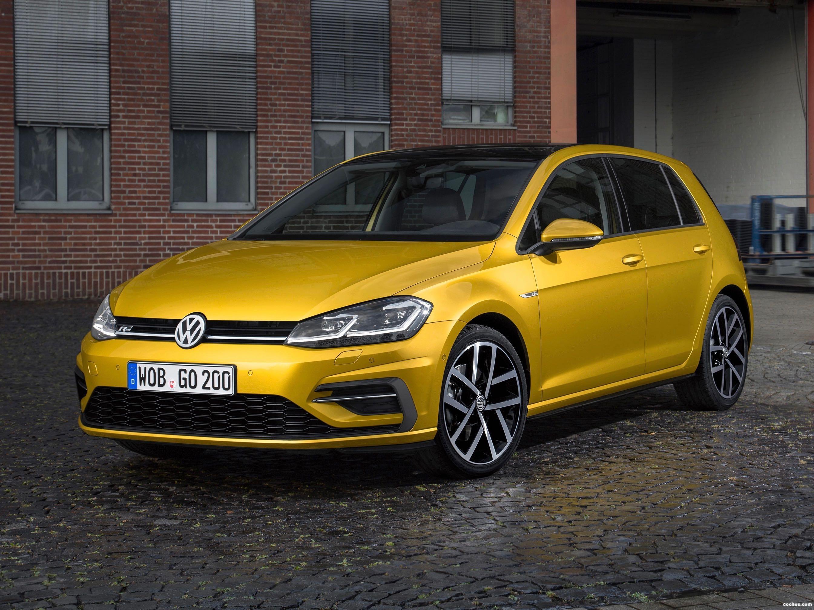 Foto 0 de Volkswagen Golf R-Line 2017