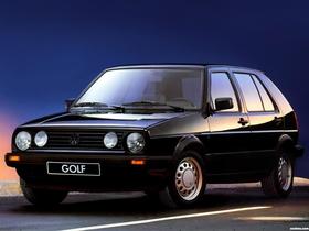 Fotos de Volkswagen Golf II GTD 1985