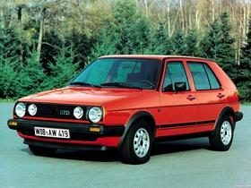 Ver foto 2 de Volkswagen Golf II GTD 1985