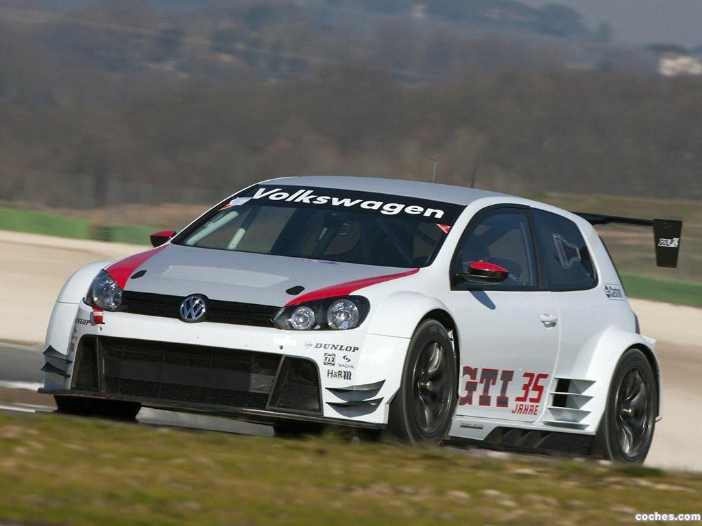 Foto 0 de Volkswagen Golf Golf24 2011