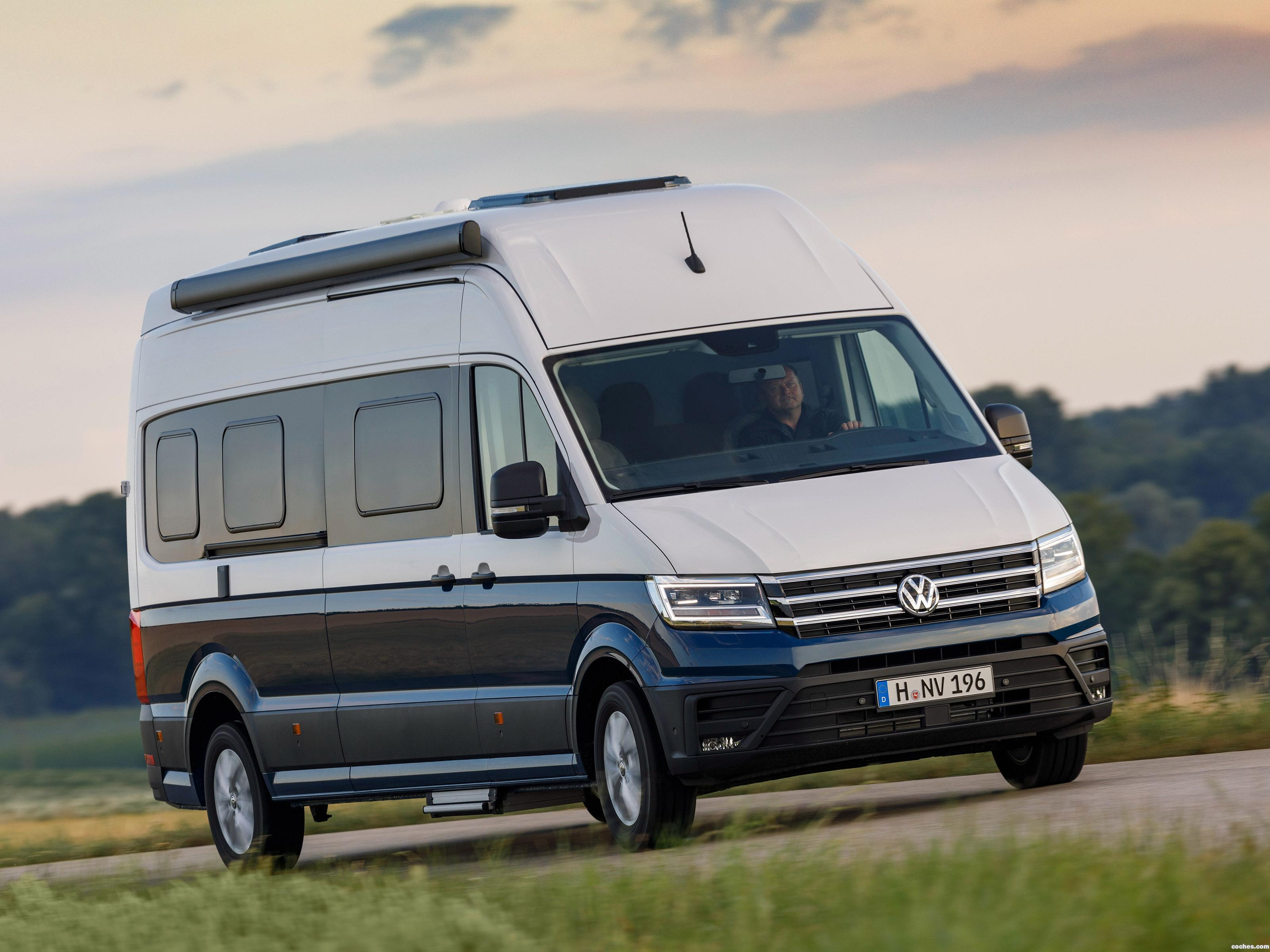 Foto 0 de Volkswagen Grand California 680 2018