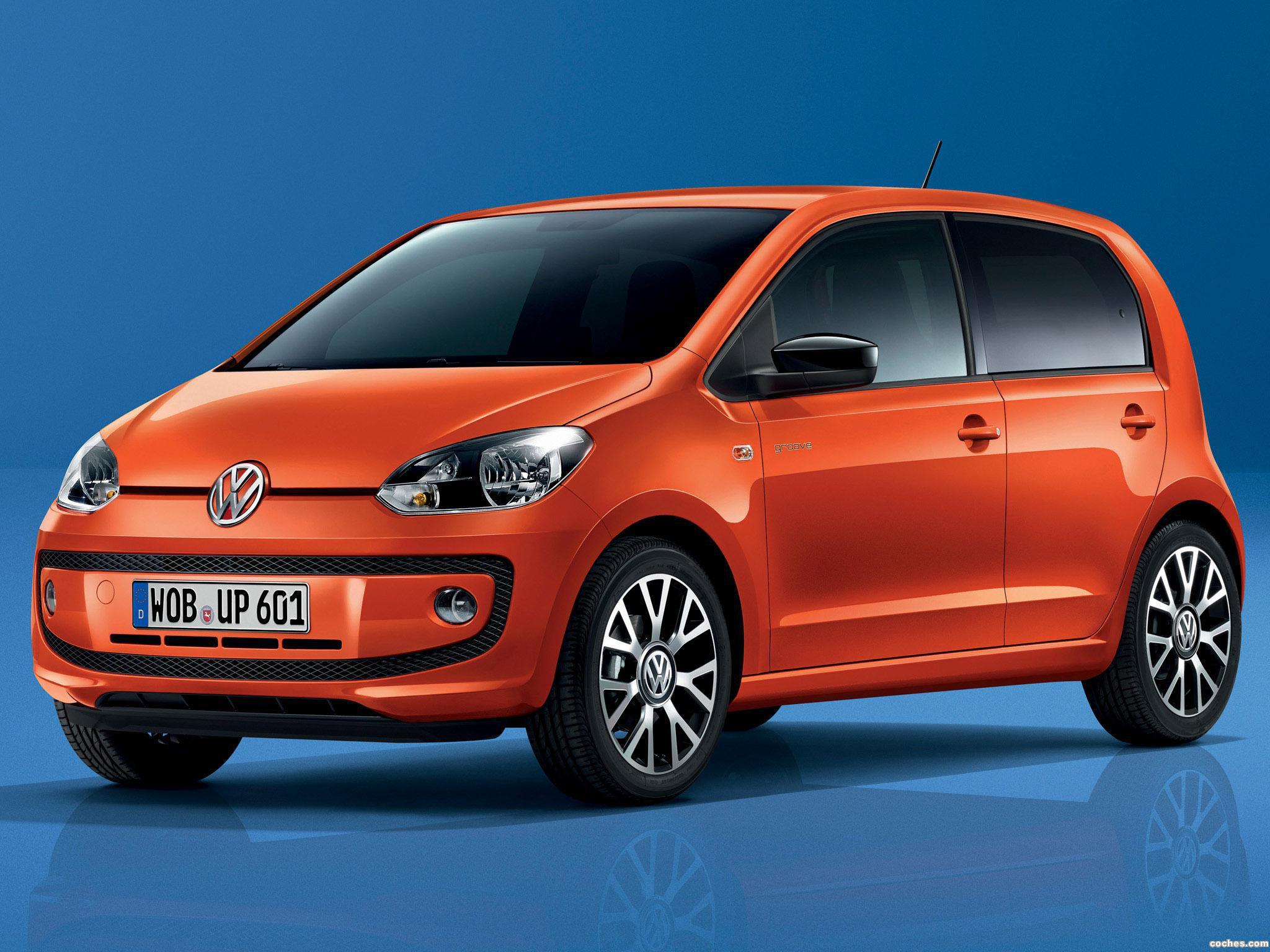 Foto 0 de Volkswagen Groove Up! 2014