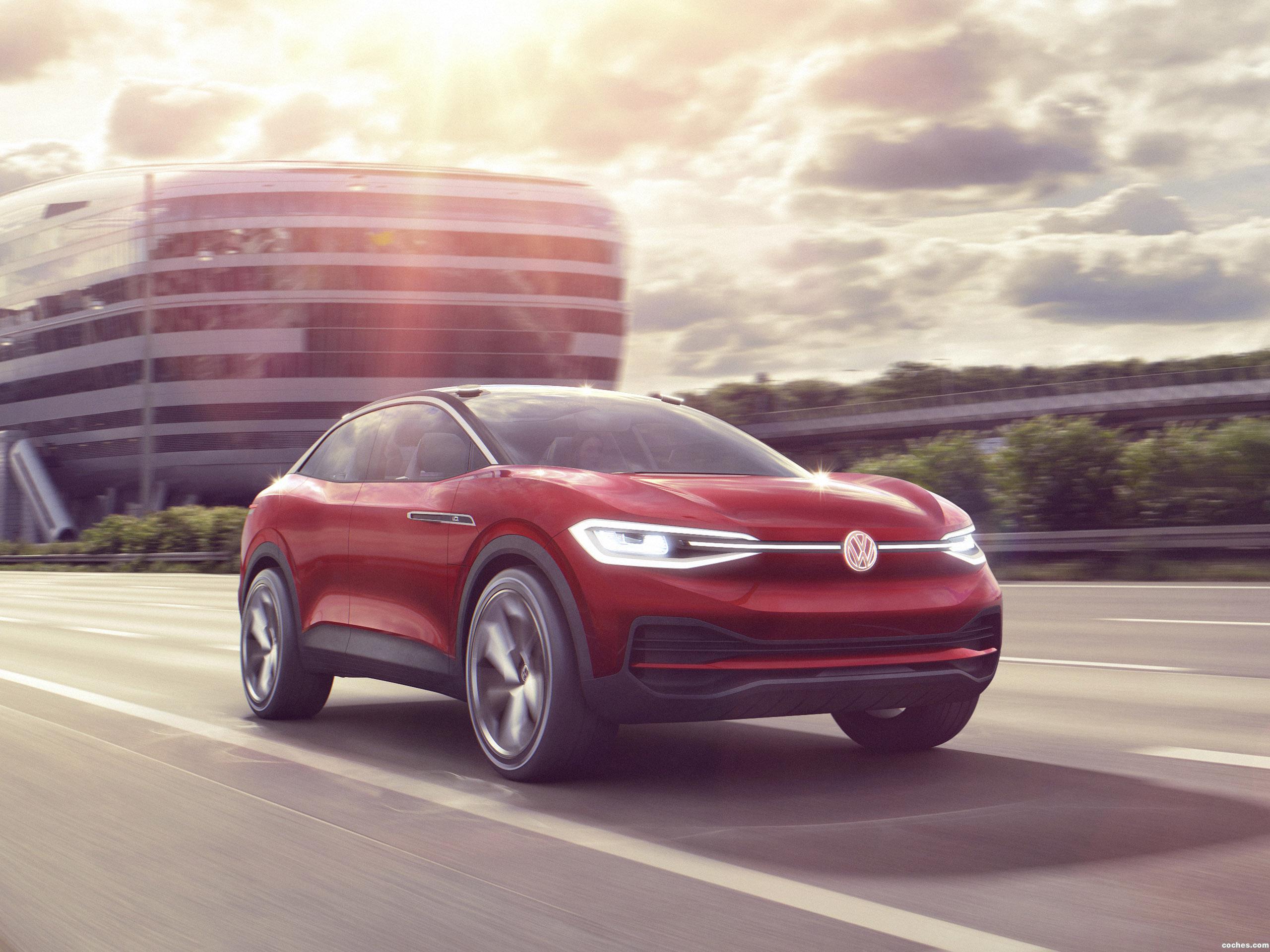 Foto 0 de Volkswagen I.D. Crozz 2017