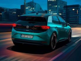 Ver foto 32 de Volkswagen ID 3 First Edition 2020