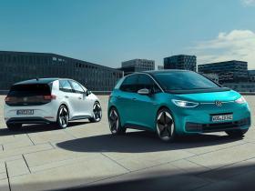 Ver foto 2 de Volkswagen ID 3 First Edition 2020