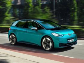 Ver foto 1 de Volkswagen ID 3 First Edition 2020
