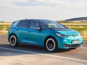 Ver foto 20 de Volkswagen ID 3 First Edition 2020