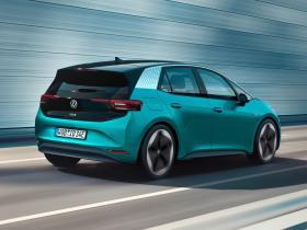 Ver foto 11 de Volkswagen ID 3 First Edition 2020