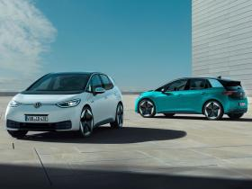 Ver foto 25 de Volkswagen ID 3 First Edition 2020