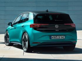 Ver foto 33 de Volkswagen ID 3 First Edition 2020