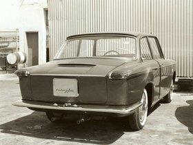 Ver foto 2 de Volkswagen Italsuisse Frua 1960