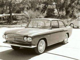 Ver foto 1 de Volkswagen Italsuisse Frua 1960
