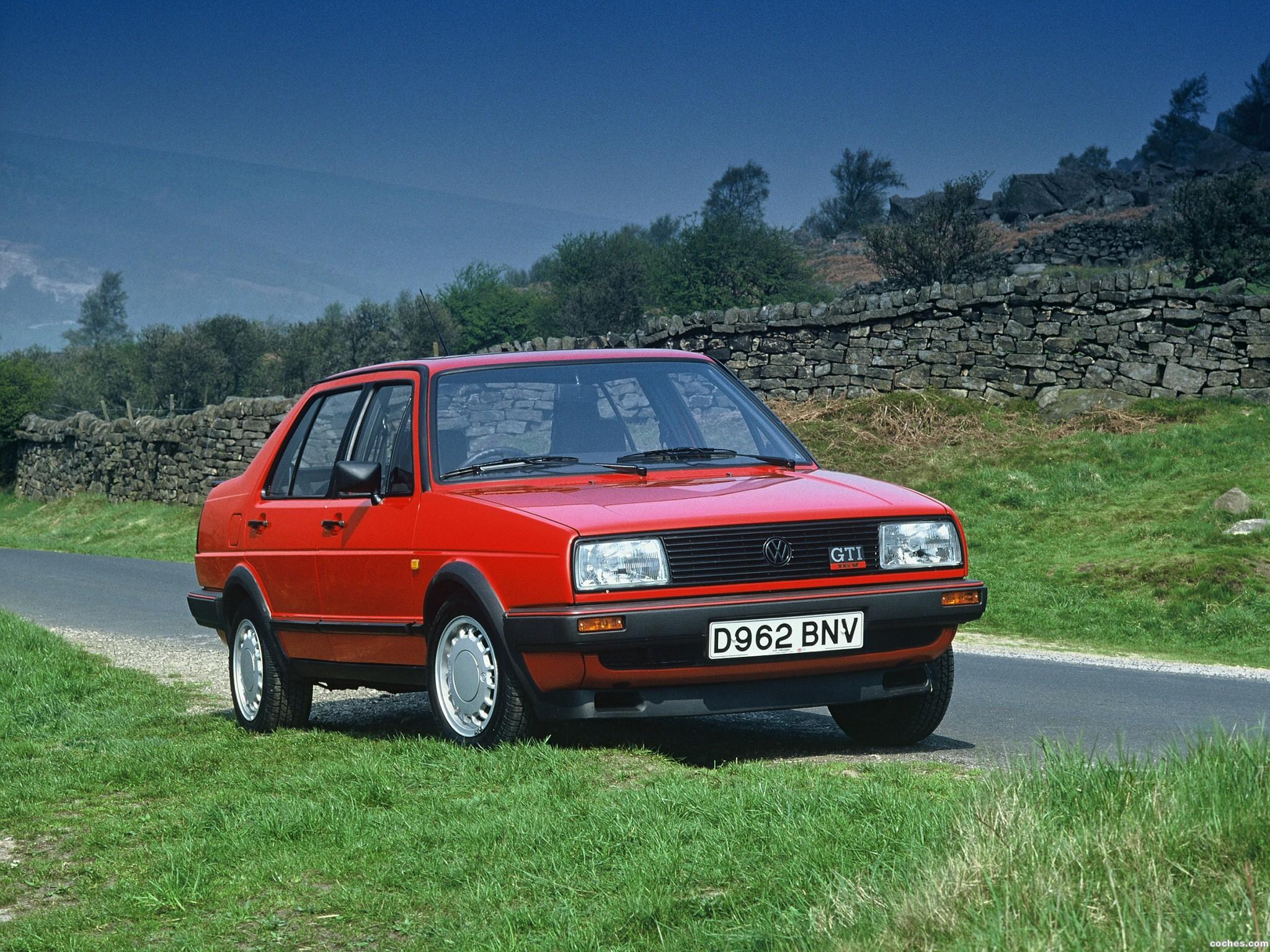 Foto 0 de Volkswagen Jetta 1984