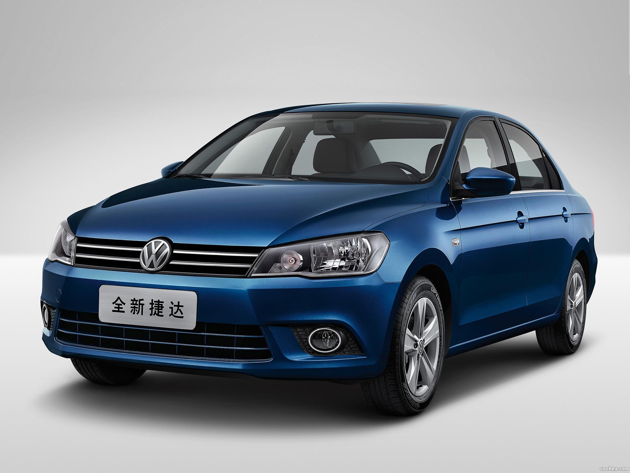 Foto 0 de Volkswagen Jetta China 2013