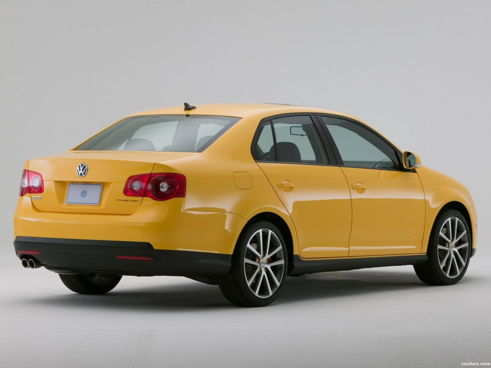 Foto 1 de Volkswagen Jetta Fahrenheit GLI Edition USA 2007