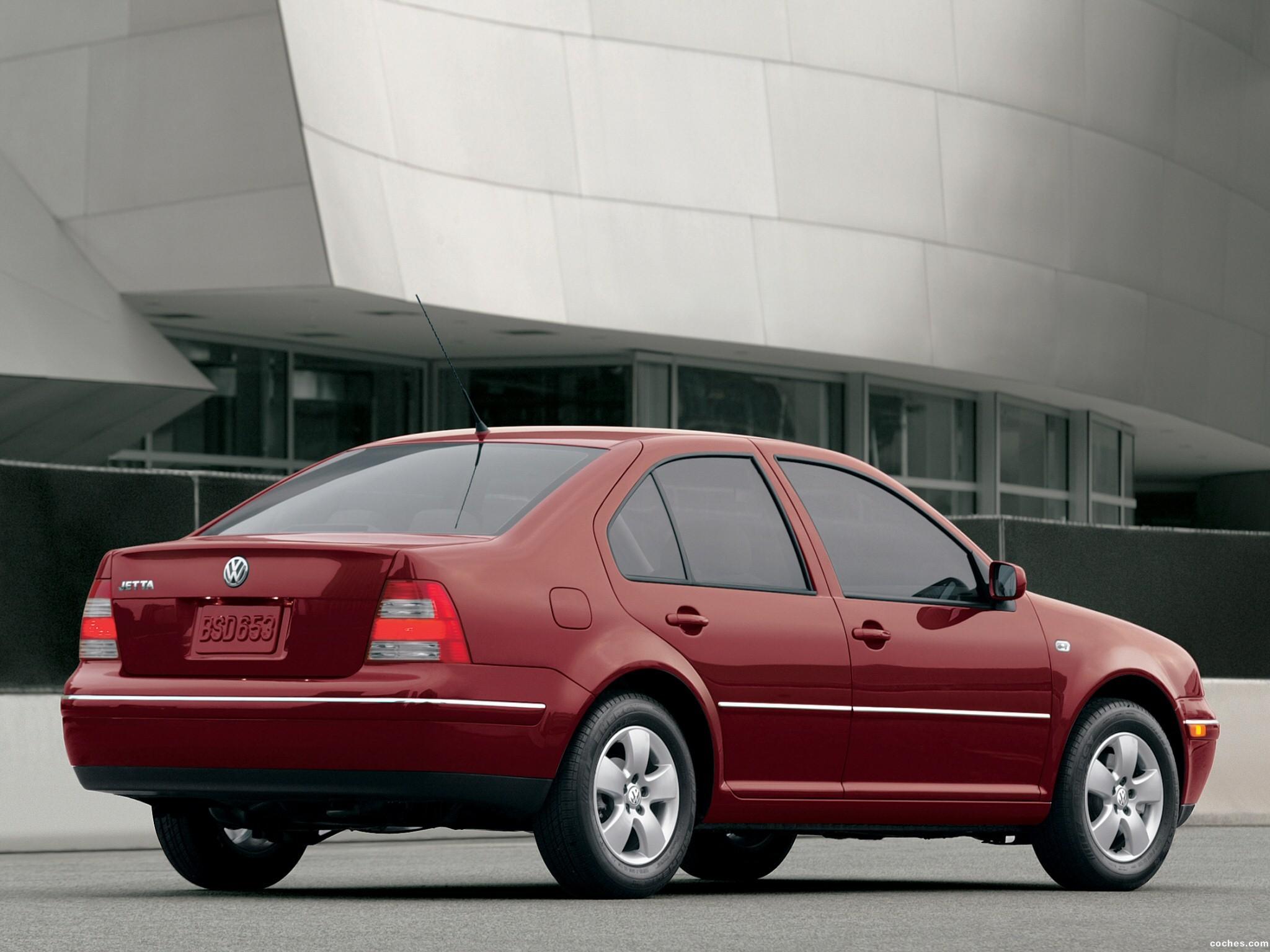 Foto 2 de Volkswagen Jetta GL USA 2005