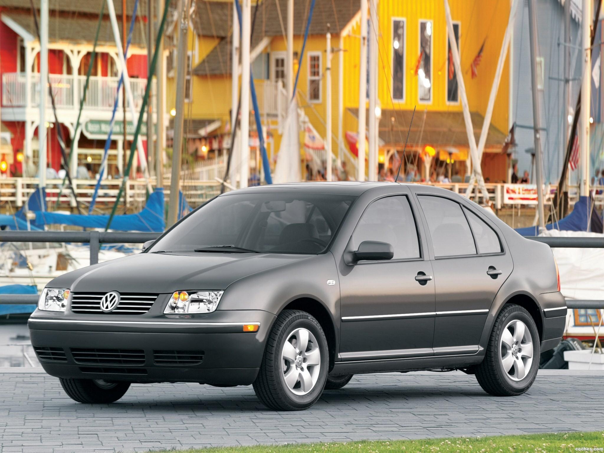 Foto 0 de Volkswagen Jetta GL USA 2005