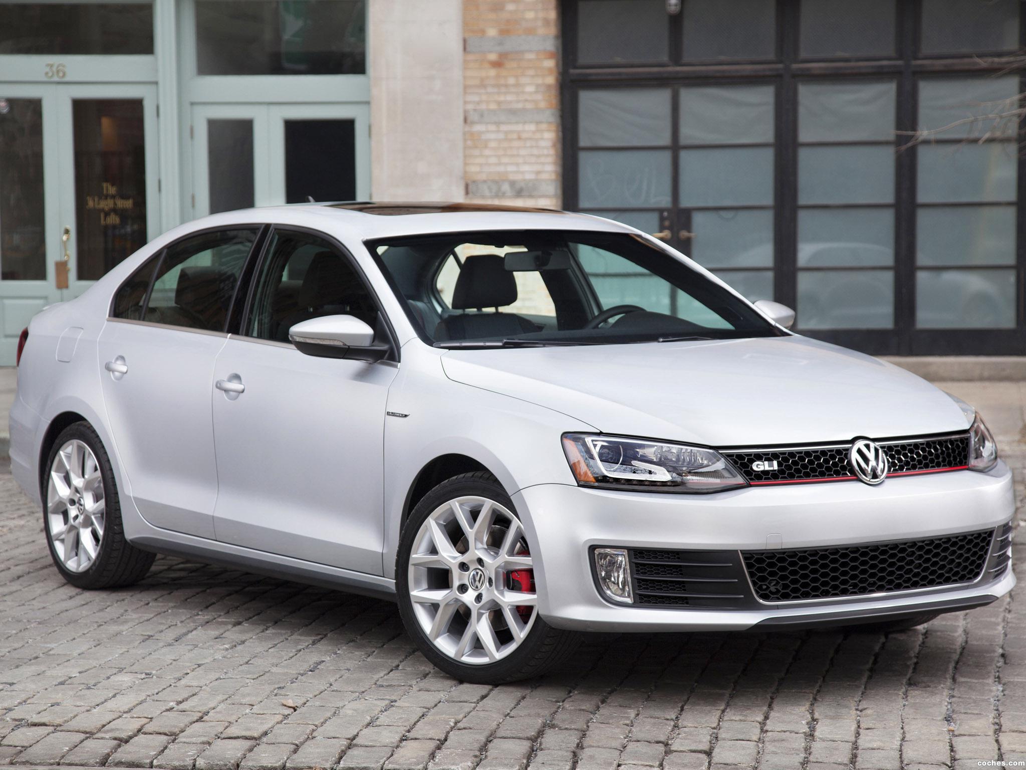 Foto 0 de Volkswagen Jetta GLE Edition 30 2014