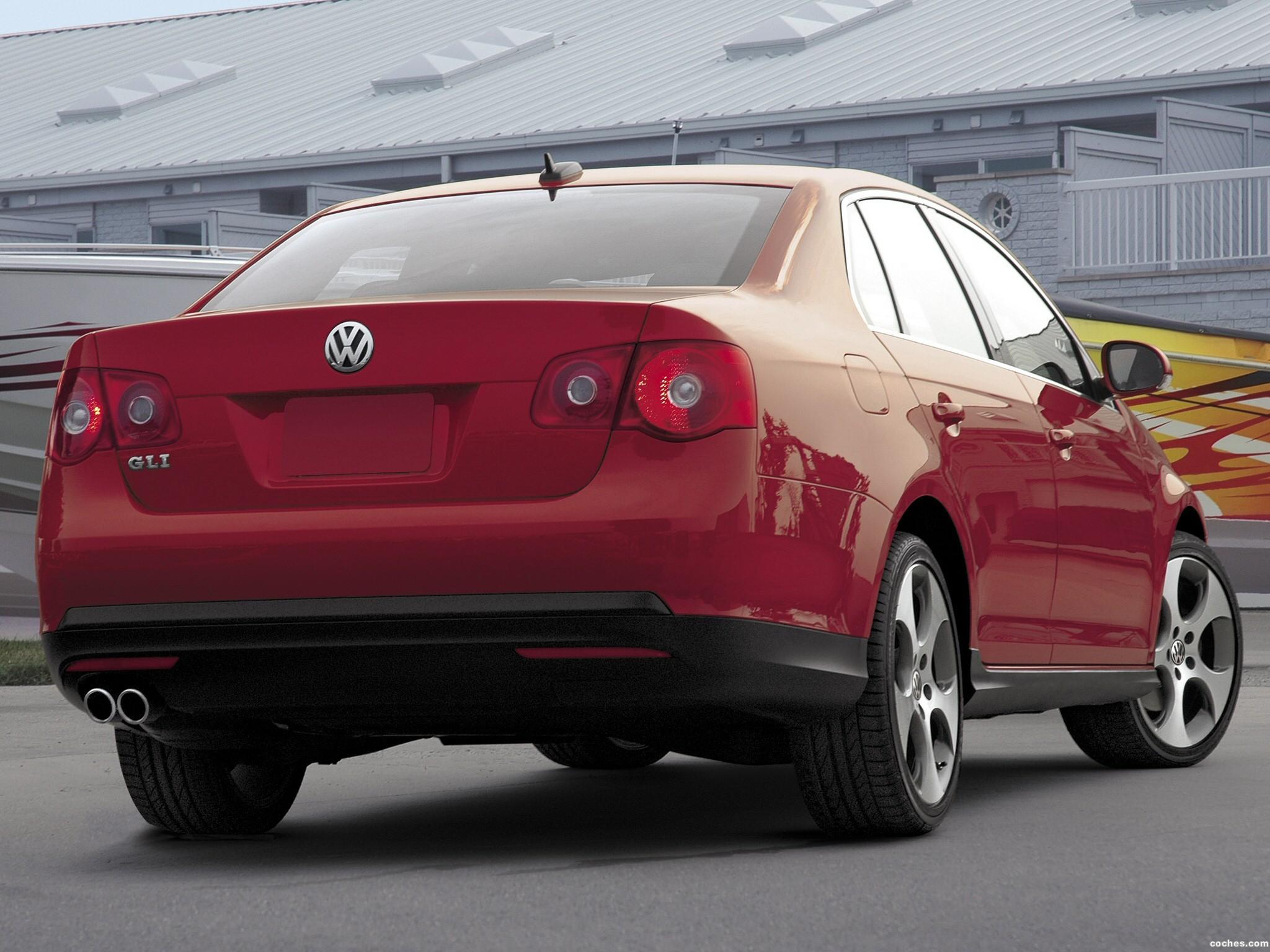 Foto 1 de Volkswagen Jetta GLI 2006