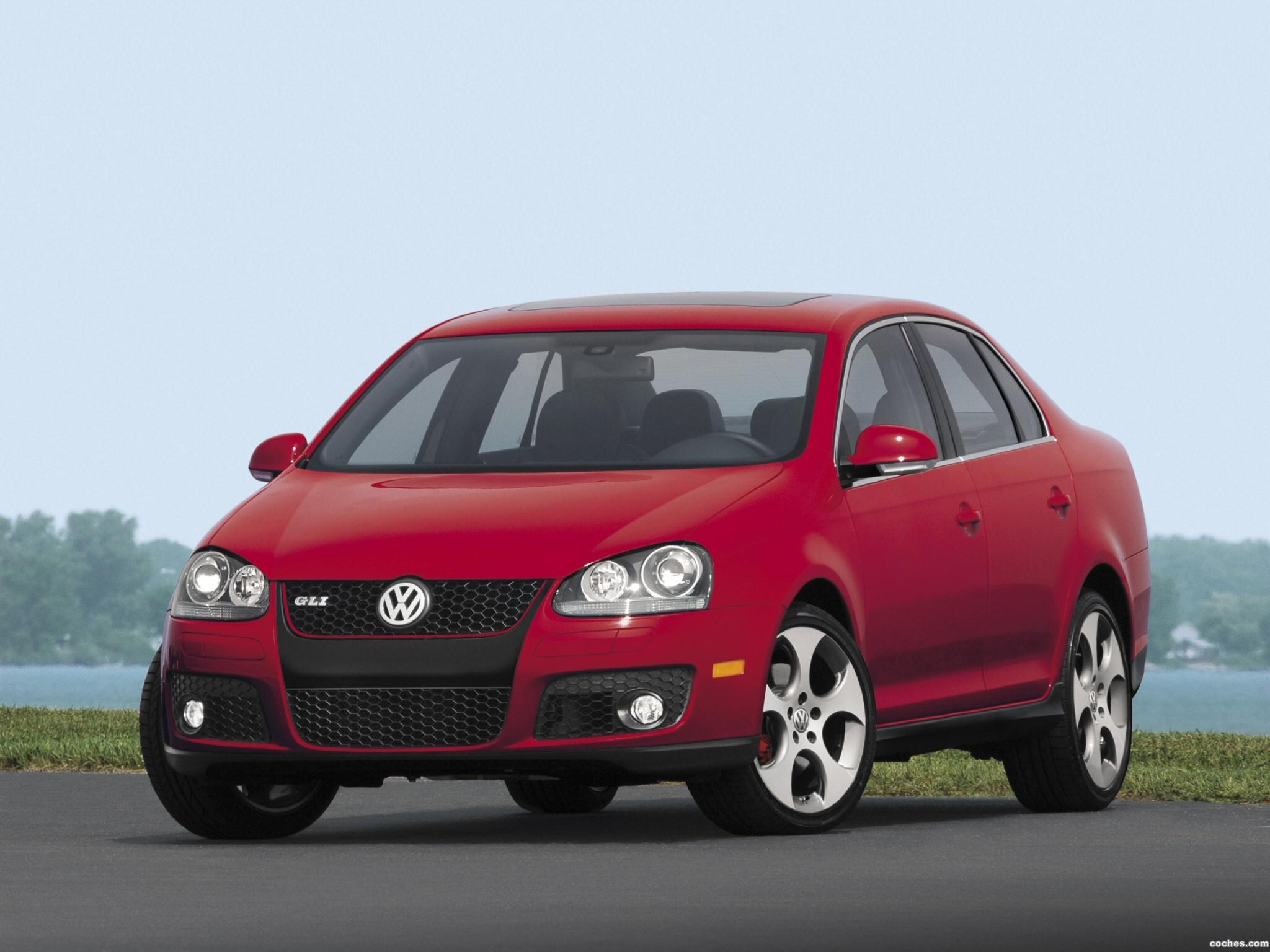 Foto 14 de Volkswagen Jetta GLI 2006