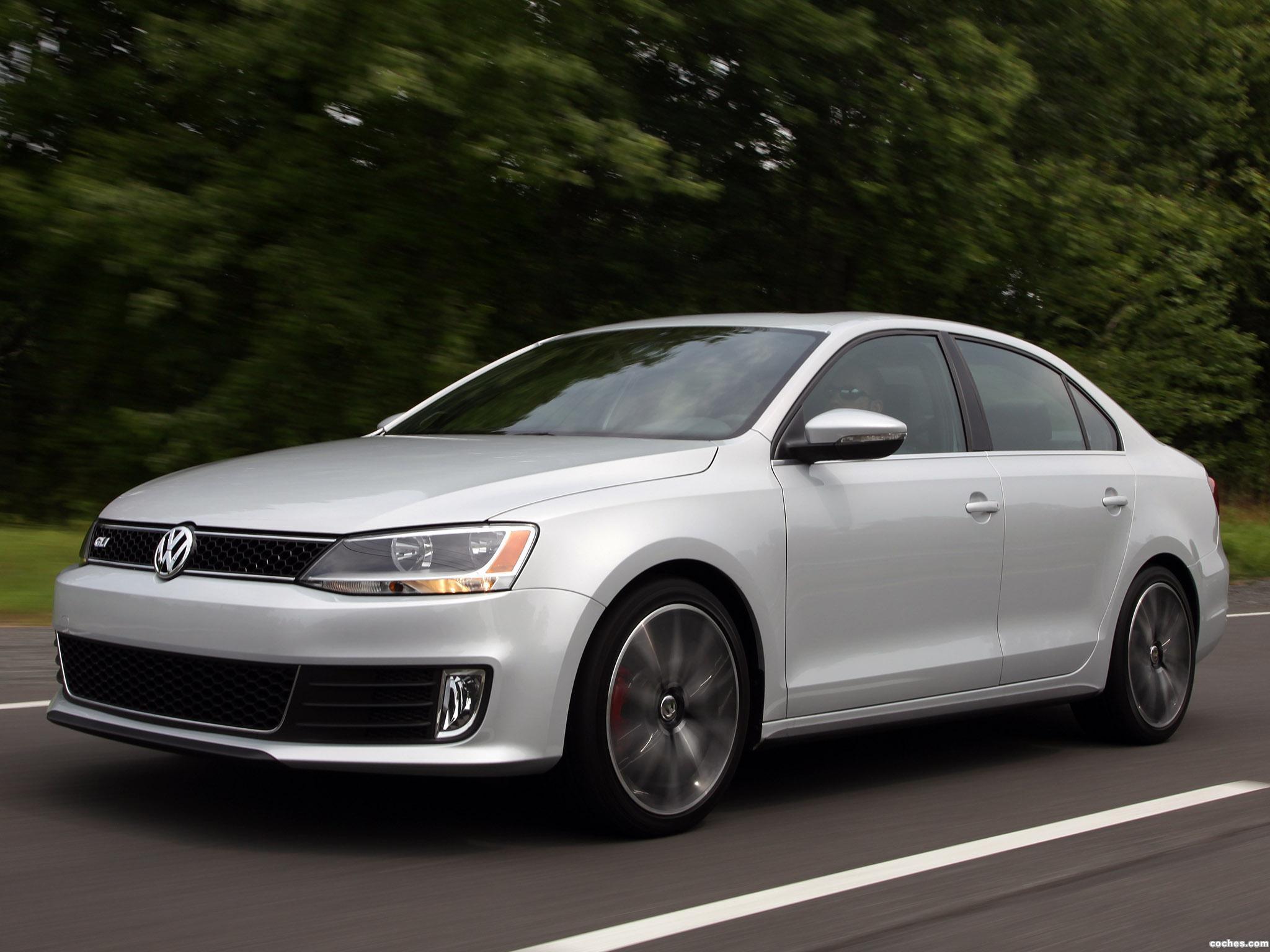 Foto 7 de Volkswagen Jetta GLI 2011