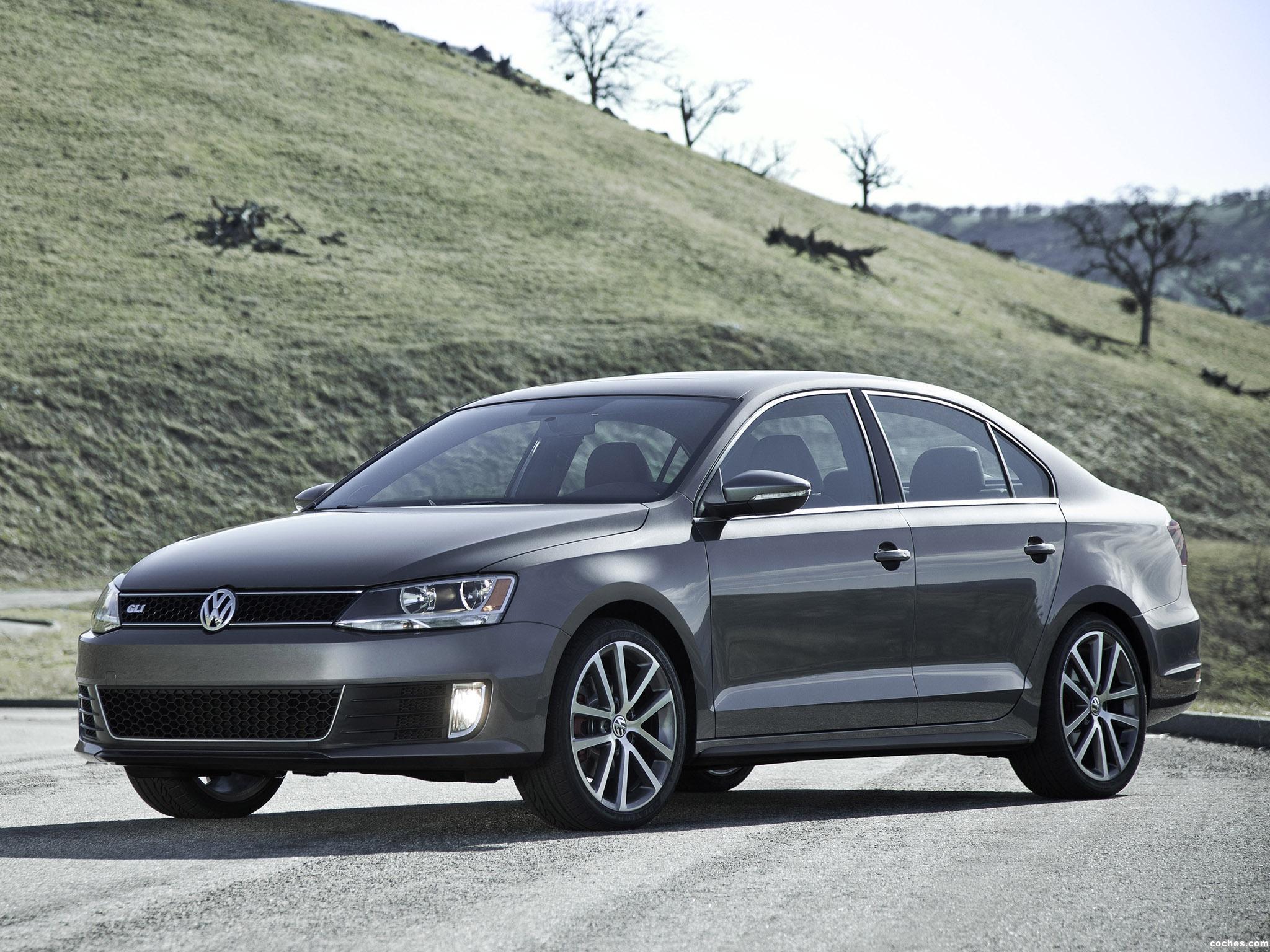 Foto 0 de Volkswagen Jetta GLI 2011