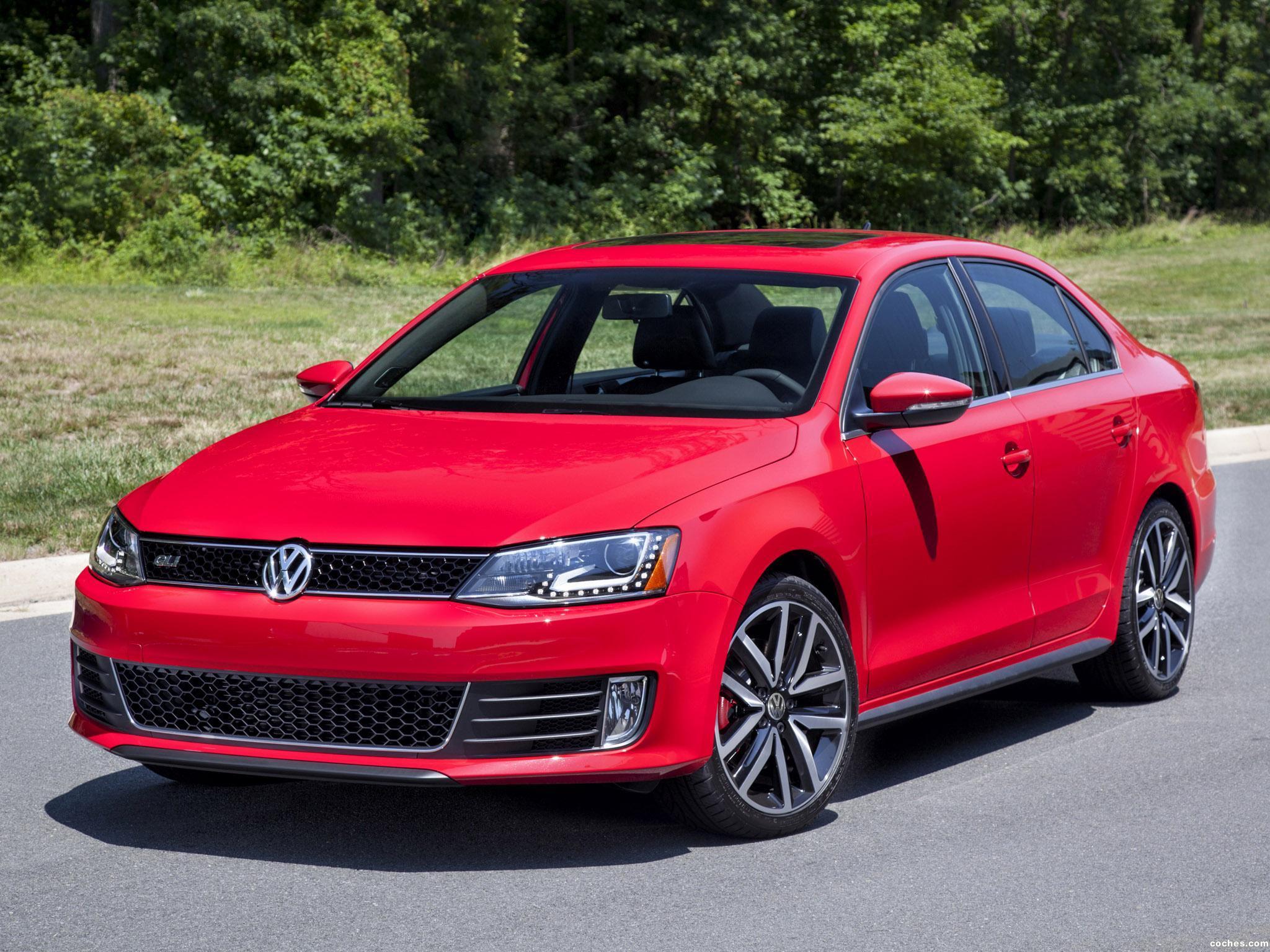 Fotos de Volkswagen Jetta GLI 2013
