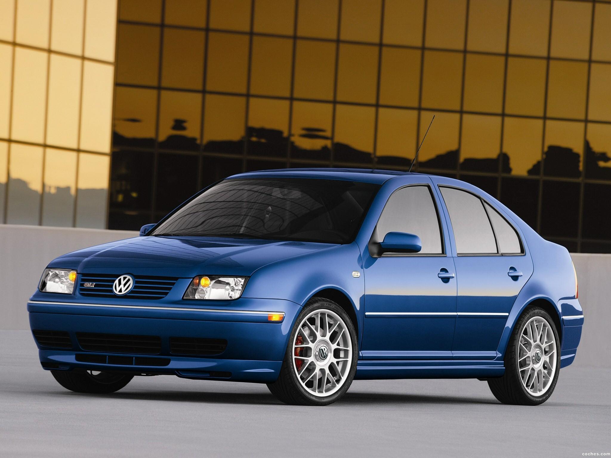 Foto 0 de Volkswagen Jetta GLI USA 2005