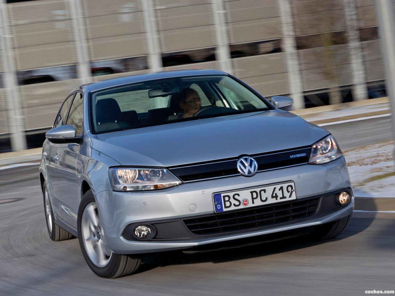 Foto 0 de Volkswagen Jetta Hybrid 2013
