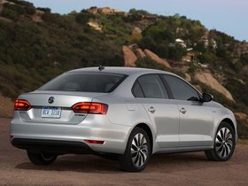 Ver foto 3 de Volkswagen Jetta Hybrid USA 2012