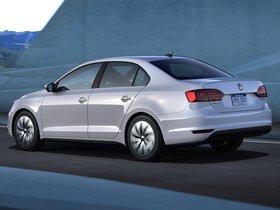 Ver foto 8 de Volkswagen Jetta Hybrid USA 2012