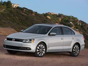 Ver foto 4 de Volkswagen Jetta Hybrid USA 2012