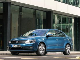 Ver foto 9 de Volkswagen Jetta TDI BlueMotion UK 2014