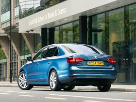 Ver foto 7 de Volkswagen Jetta TDI BlueMotion UK 2014