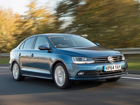 Ver foto 3 de Volkswagen Jetta TDI BlueMotion UK 2014