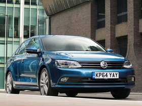 Ver foto 1 de Volkswagen Jetta TDI BlueMotion UK 2014