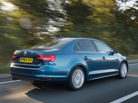 Ver foto 14 de Volkswagen Jetta TDI BlueMotion UK 2014