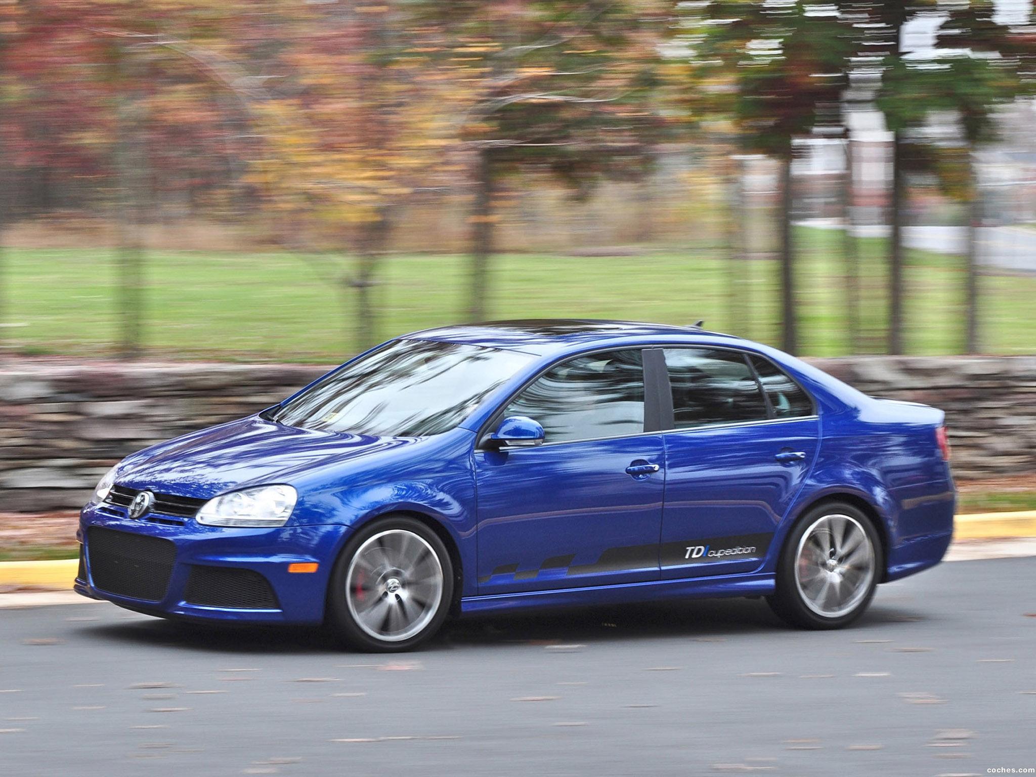 Foto 0 de Volkswagen Jetta TDI Cup Street Edition 2010