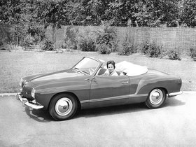 Ver foto 6 de Volkswagen Karmann-Ghia Convertible Type14 1957
