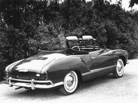 Ver foto 5 de Volkswagen Karmann-Ghia Convertible Type14 1957