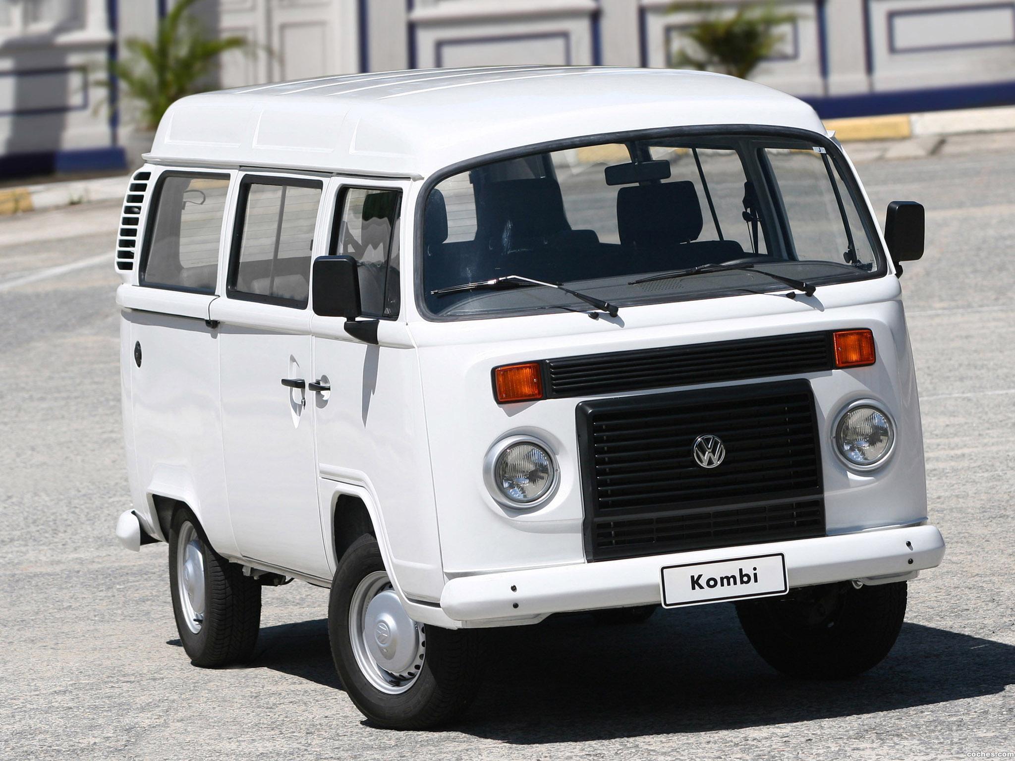 Foto 0 de Volkswagen Transporte T2 Kombi 2006