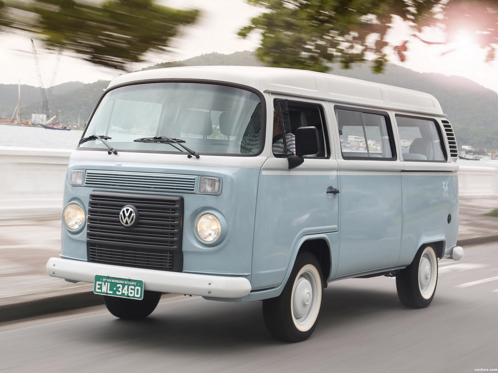 Foto 0 de Volkswagen Kombi Last Edition 2013