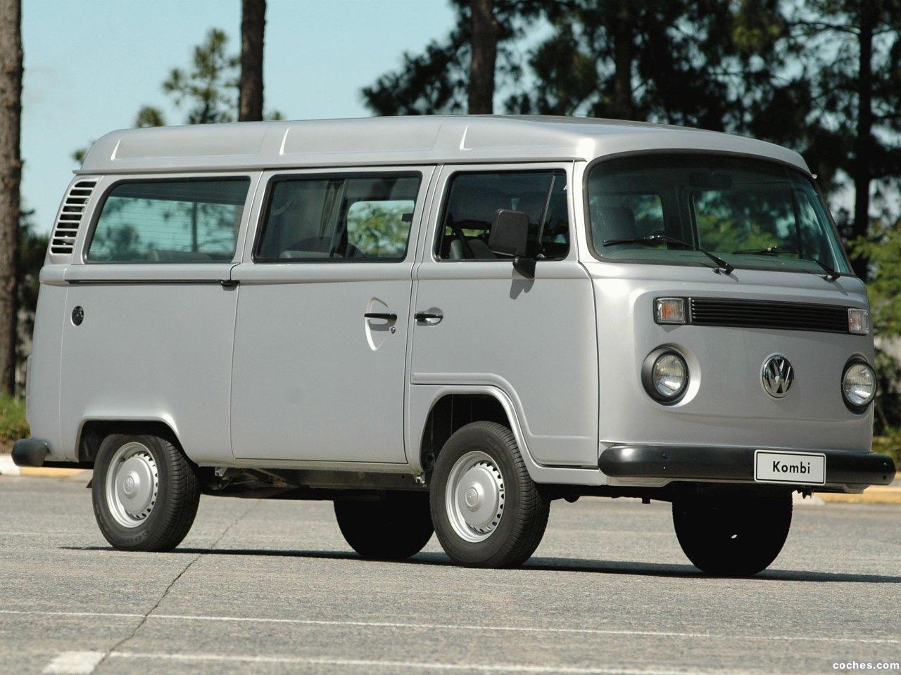 Foto 1 de Volkswagen Transporte T2 Kombi Serie Prata 2005