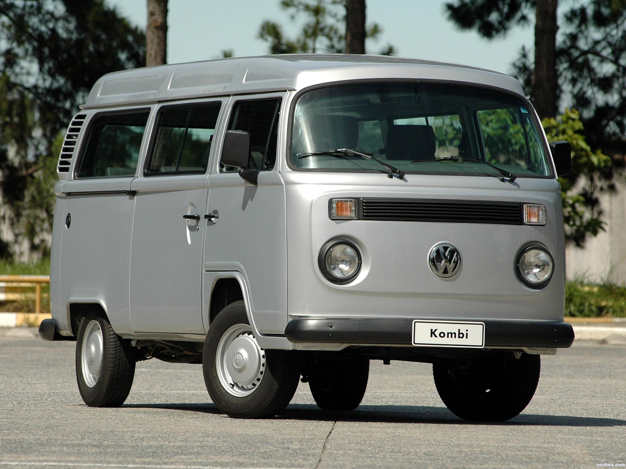 volkswagen kombi serie prata 2005 r4 Volkswagen Transporte T2 Kombi
