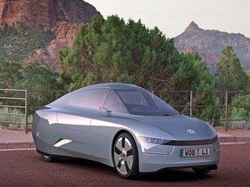 Ver foto 7 de Volkswagen L1 Concept 2009