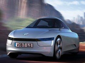 Ver foto 6 de Volkswagen L1 Concept 2009