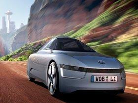 Ver foto 5 de Volkswagen L1 Concept 2009