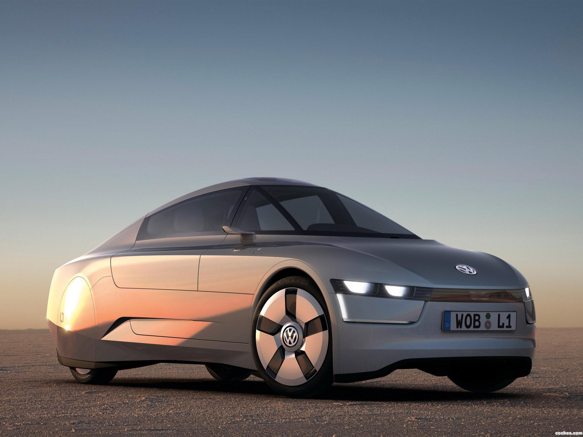 Foto 0 de Volkswagen L1 Concept 2009
